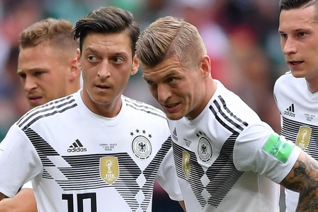 Kroos opens up about online abuse