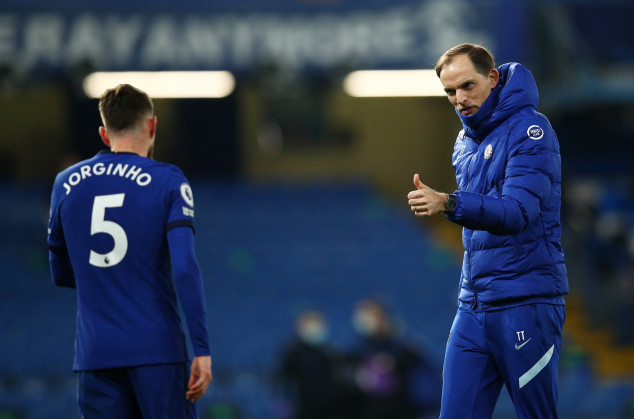 Chelsea: Tuchel makes EPL history with Everton win