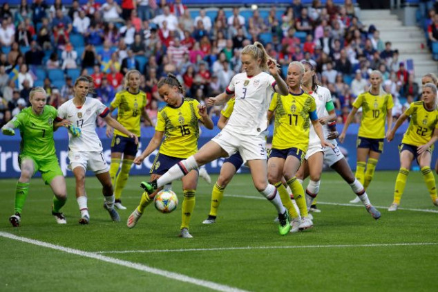 How to watch friendly between USWNT and Sweden