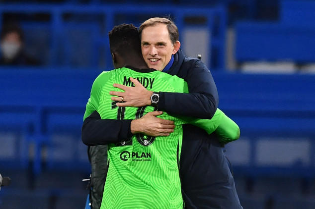 Tuchel sets new record as Chelsea beat Atletico