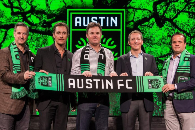 Austin FC signs contract with Captain Morgan