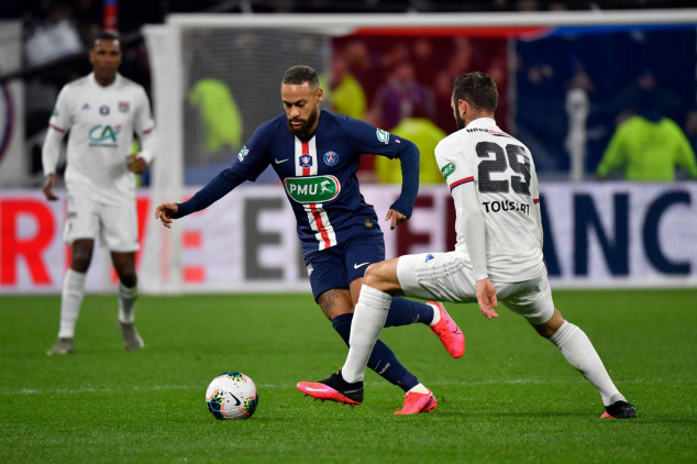 Lyon vs PSG broadcast information