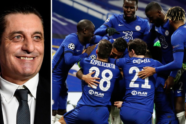 Porto icon offended by Chelsea's reaction