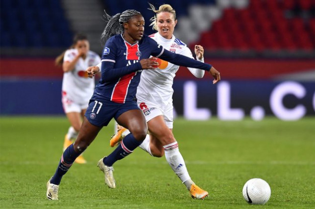 How to watch UWCL quarterfinal: PSG vs. Lyon