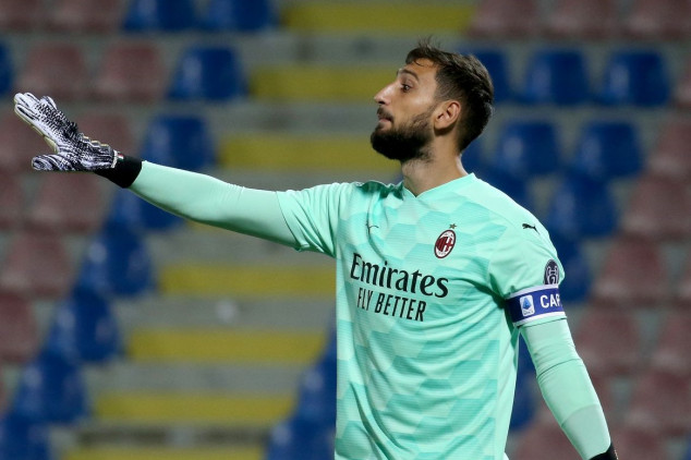 Milan looking at options to replace Donnarumma