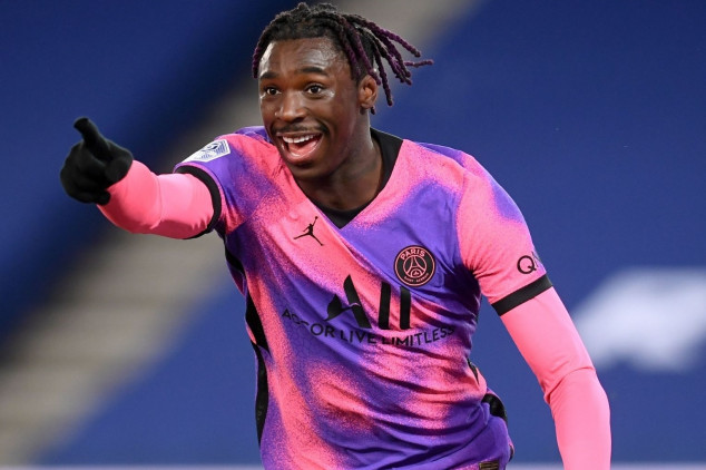 Kean withdraws from Italian NT due to injury
