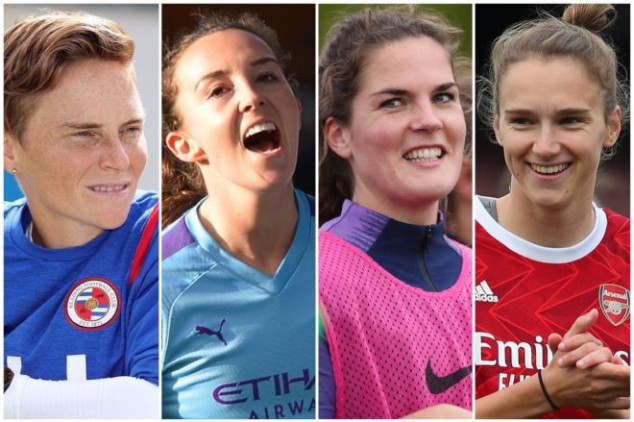 FA WSL Matchday 18: How to watch Man City-Reading