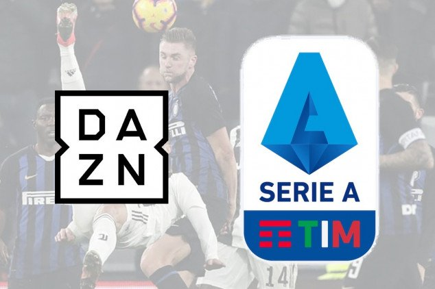 DAZN to cover Serie A in Italy 2021-2024