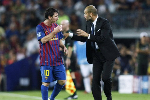 Pep blasts Barca players from his days as boss