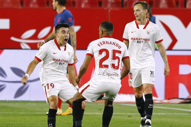 Sevilla signs deal with AliExpress