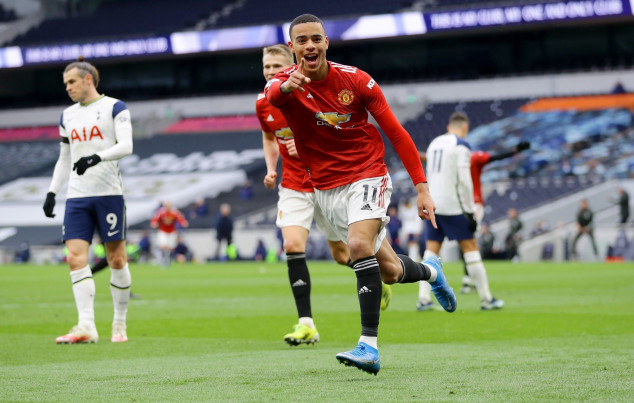 All the records set as Man Utd seal comeback win