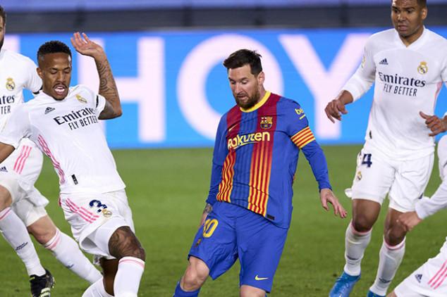 La Liga roundup: Top stats from the recent round