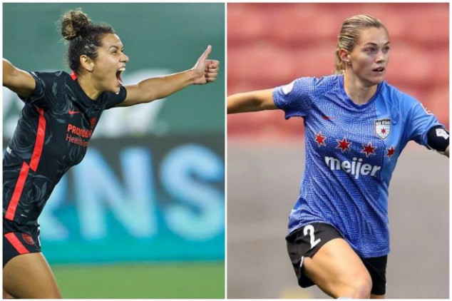 2021 Challenge Cup: Red Stars vs. Thorns