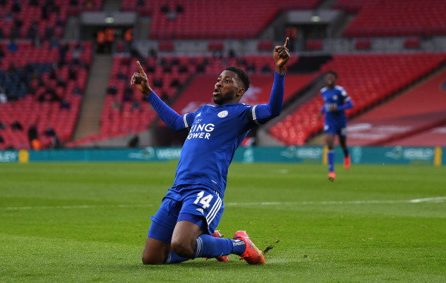 Leicester ends 52-year wait for FA Cup final berth