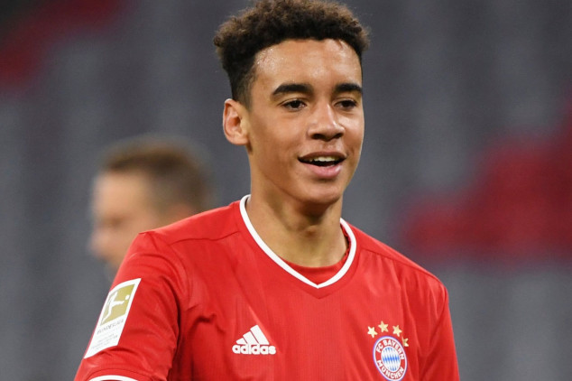 Musiala's historic brace to help Bayern to title
