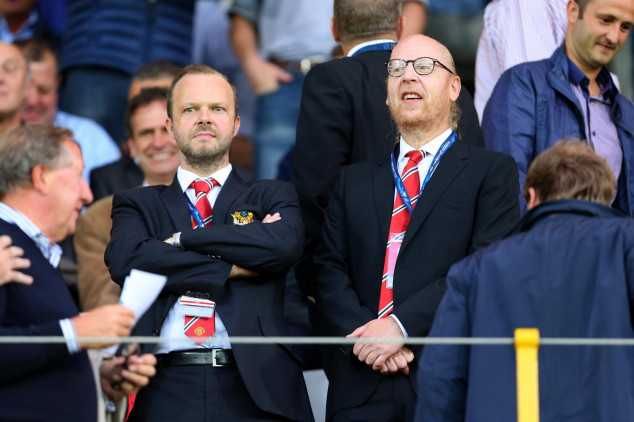 Woodward to step down as Man Utd vice chairman
