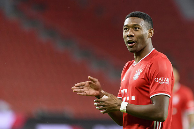Alaba agrees to join Real Madrid