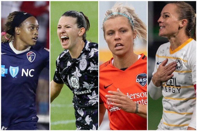 NWSL Challenge Cup on Monday, April 26