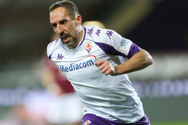 Lazio could opt to sign Franck Ribery