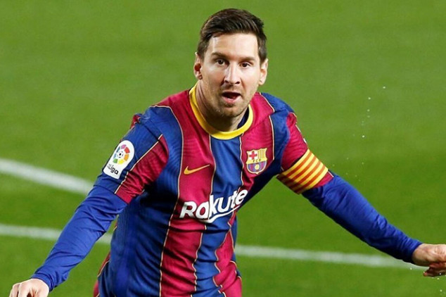 Messi reportedly close to 10-year Barca deal