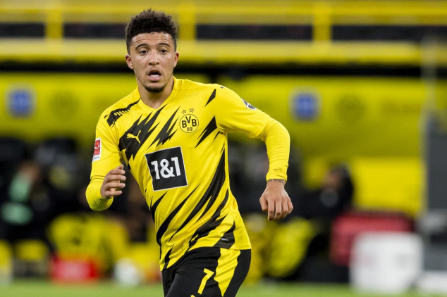 Report: Dortmund reduce asking price for Sancho