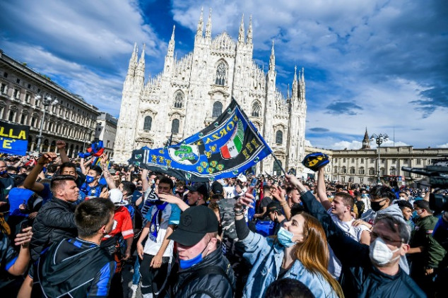 Official: Inter confirmed as Serie A champions