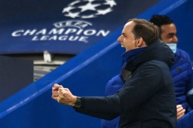 Tuchel makes history as Chelsea reach UCL final
