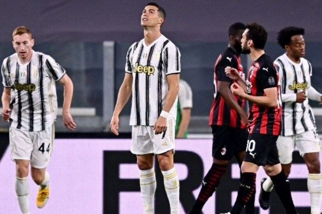 Serie A: Battle for second place