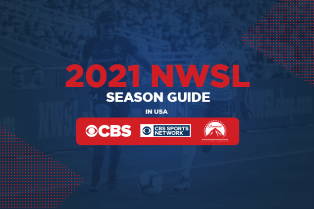 2021 NWSL season broadcast guide: where to watch