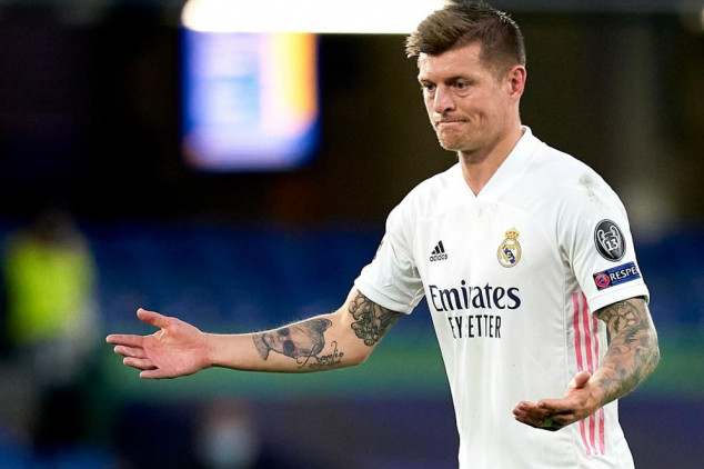 Kroos likely to miss final two games of La Liga