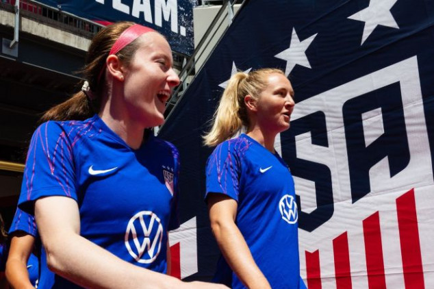 How to watch Mewis and Lavelle play in the NWSL