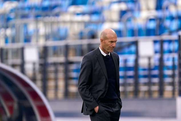 Zidane comes clean about his future at R. Madrid