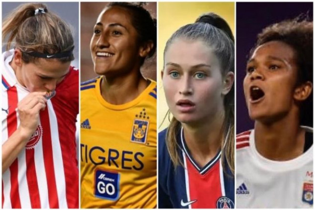 This week in women's football: May 27, 2021