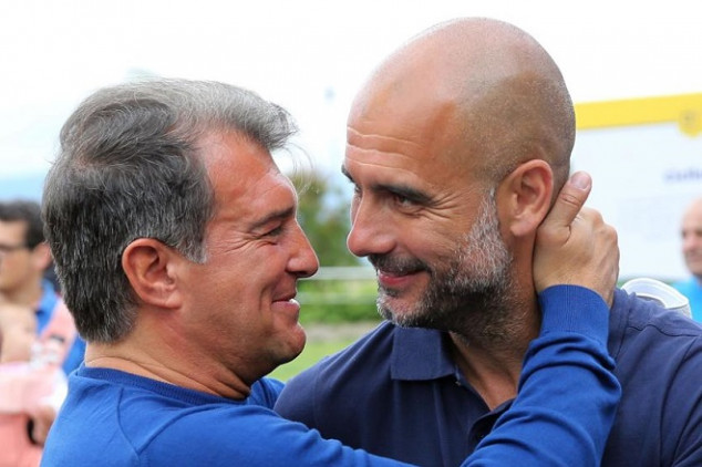 Laporta going all in to lure Guardiola back