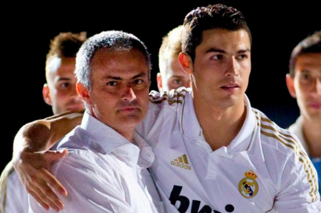 Mou in touch with CR7 to discuss move to Roma