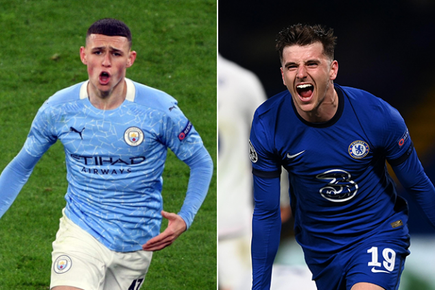 Foden vs Mount: Who has the better stats?