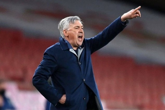 Ancelotti returns to Real Madrid after six years