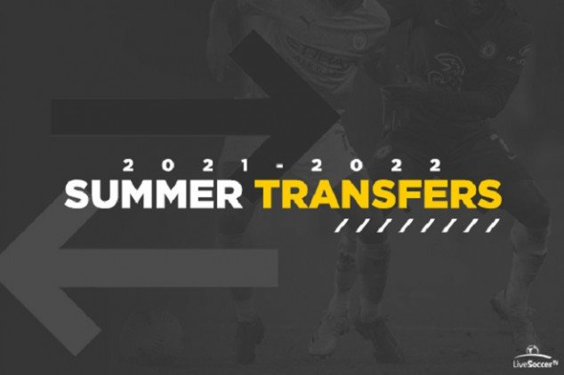 2021-22 Summer Transfers  - All confirmed moves