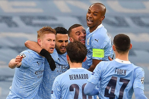 Three Man City players set to leave the club