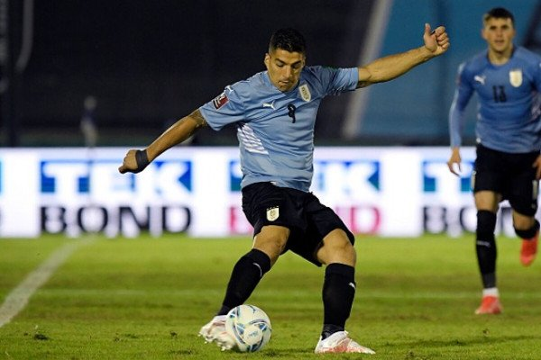 Venezuela vs Uruguay - TV and streaming channels to watch the WC Qualifying game