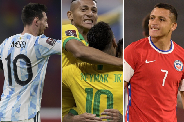 Copa América: The favorites to win the title