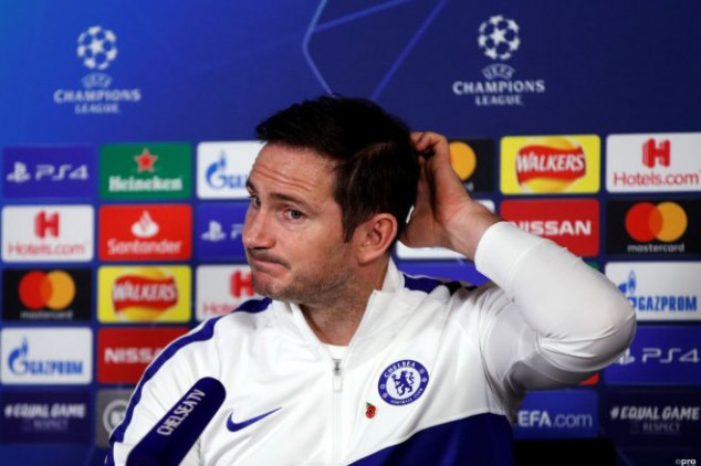 Lampard opens up on Chelsea's UCL title win