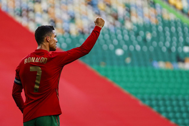 CR7 eyeing two goalscoring  records in Hungary tie