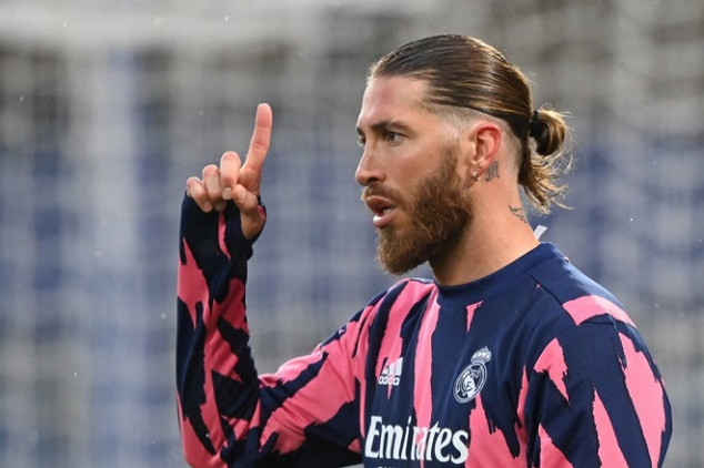 Ramos opens talks to extend contract at R. Madrid