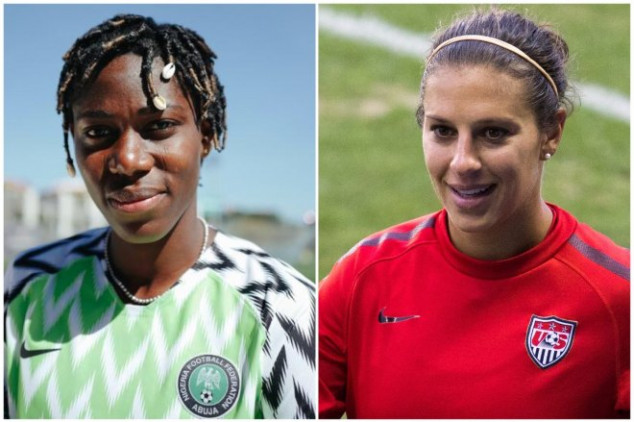 2021 Summer Series: How to watch USWNT vs. Nigeria