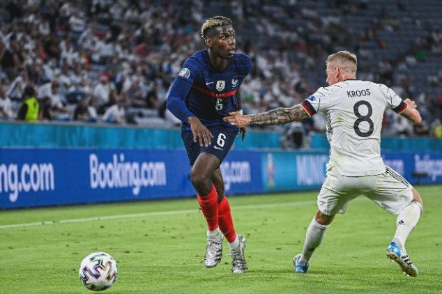 Germany suffer historic defeat vs France