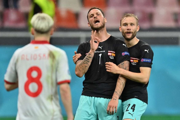 Arnautovic banned for upcoming clash w Netherlands