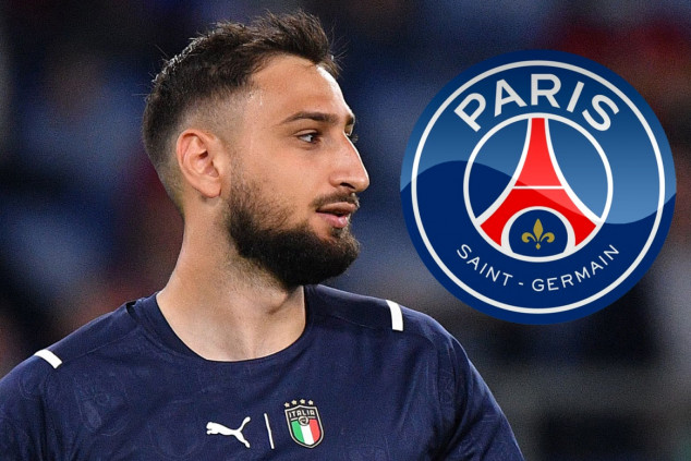 Donnarumma transfer from Milan to PSG complete