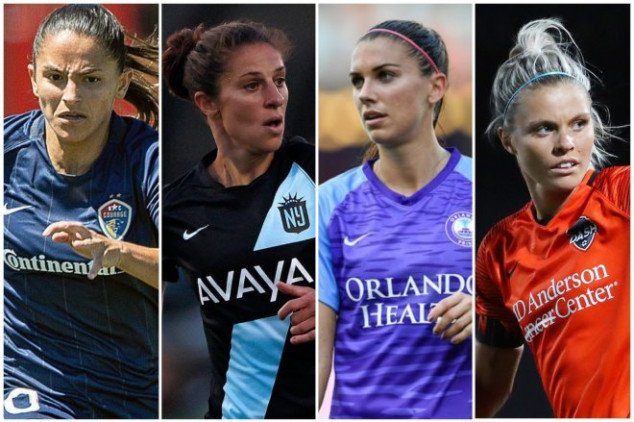 How to watch 5 NWSL games on June 19 & 20