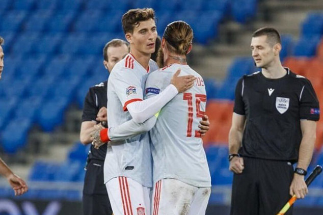 Real Madrid to challenge Man Utd for Pau Torres